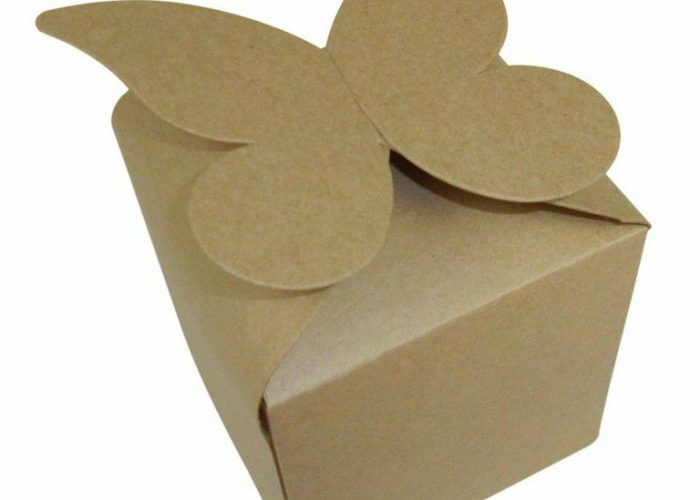 In hộp giấy các tông