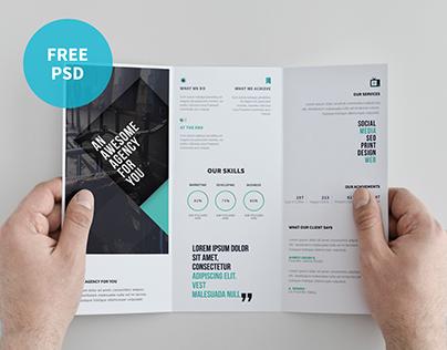 in ấn brochure đẹp