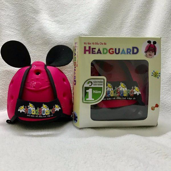 Hộp giấy đựng nón bảo hiểm Hecdguard